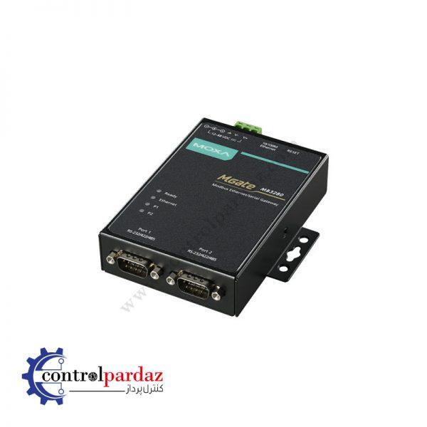 مبدل سریال به اترنت صنعتی موگزا MB3280