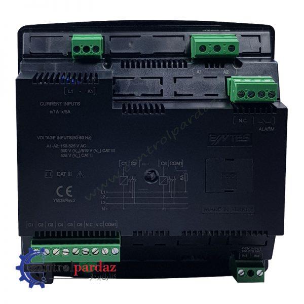 رگلاتور خازنی 9 پله انتس مدل RGI-9W