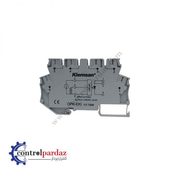 ماژول اپتوکوپلر کلمسان (Klemsan) مدل OPK-EKI