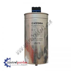 خازن سیلندری روغنی 6.25 کیلووار 440 ولت هیدرا