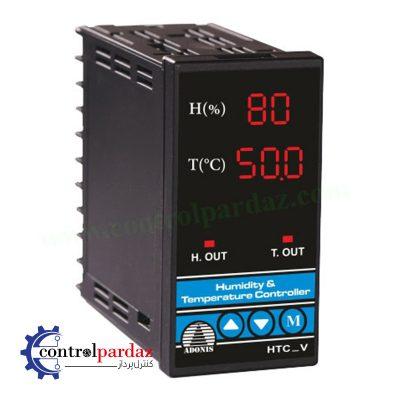 کنترلر رطوبت و دما آدونیس مدل HTC-V-2S