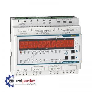 انرژی آنالایزر ریلی KAEL مدل MULTISER-03-PC-DIN