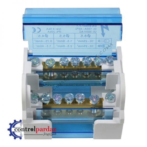 خرید و فروش ترمینال توزیع بلاکس کانکت مدل FJ-207-100B