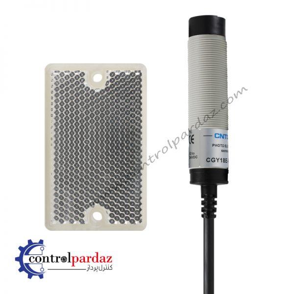 سنسور نوری CNTD مدل CGY18E-D30PC