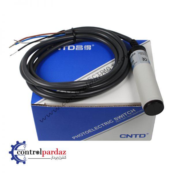 مشخصات سنسور نوری CNTD مدل CGY18E-D30PC