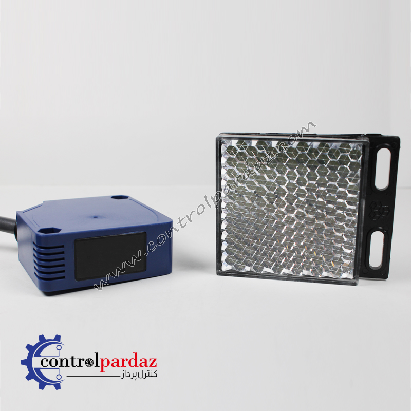 مشخصات سنسور نوری آینه دار CNTD مدل CGF50-D5JC