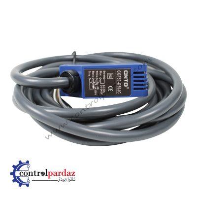 سنسور نوری CNTD مدل CGF50-D50JC