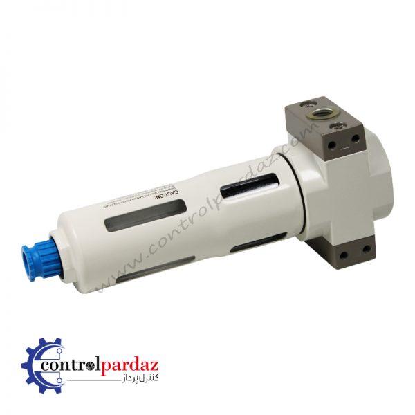 مشخصات فیلتر پنوماتیک سایز 1/4 اینچ مدل OF-MINI طرح فستو