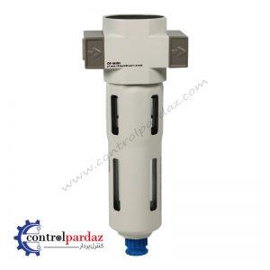 فیلتر پنوماتیک سایز 1/4 اینچ مدل OF-MINI طرح فستو