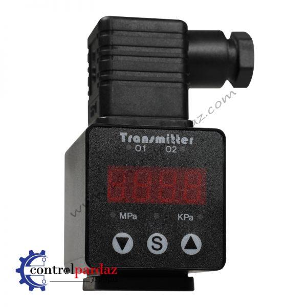 نمایشگر ترانسمیتر فشار