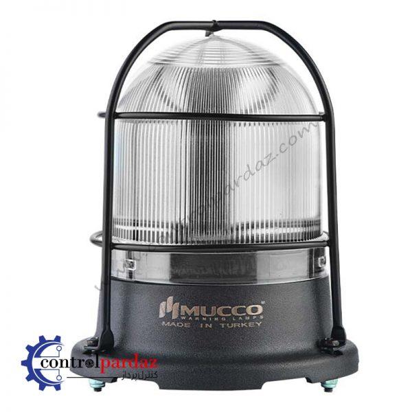 مشخصات و فروش و خرید چراغ گردان اژیر دار SNT-125-B-KFS