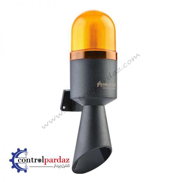 قیمت و خرید و فروش چراغ گردان آژیردار MUCCO مدل SNT-B712-1