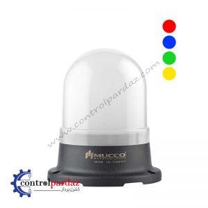 چراغ RGB گردان MUCCO مدل SNT-74-RGB