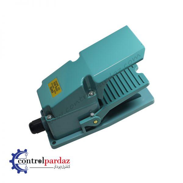 پدال پایی تکی نیمه حفاظ CNTD مدل CFS-302