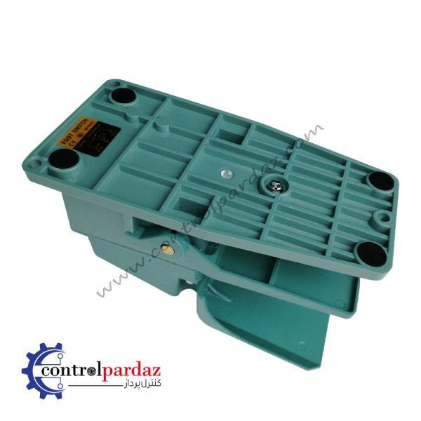 خرید پدال پایی تکی نیمه حفاظ CNTD مدل CFS-302